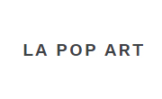 La pop art coupon